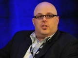 Adam Freeman, exec producer at Thinkfactory Media, during the Realscreen Factual Entertainment Forum in Santa Monica in June, 2011.