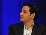 """Rob Sharenow, EVP programming at Lifetime Networks, during the """"Non-Scripted Network Stars"""" panel at Realscreen's Factual Entertainment Forum."""
