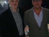 FremantleMedia's Tony Cohen with @radical.media's Jon Kamen