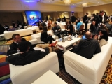 realscreen summit: discovery delegate lounge