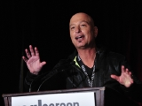 """So You Think You Can Pitch"" host Howie Mandel"