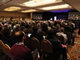 Crowds at day 2 of the Realscreen Summit
