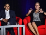 CNN Worldwide's Vinnie Malhotra and USA Networks' Heather Olander