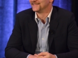 """Morgan Spurlock speaks at Realscreen West 2012's opening session, """"Super Size Your Show."""""""