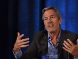 """Bayonne Entertainment president Rob Lee discusses the importance of casting at """"Characters Count"""" during Realscreen West 2012. (Photo: Rahoul Ghose)"""