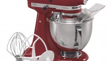 24-KitchenAid Stand Mixer