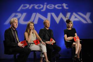Phillip Treacy judges