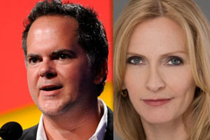 DiGa Vision's Tony DiSanto and Liz Gateley