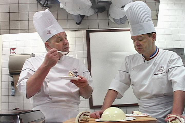 kings of pastry