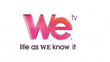 WEtv_Logo and Tagline
