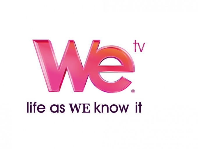 WEtv_Logo and Tagline