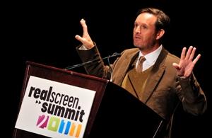 Realscreen Summit: Keynote speaker Mark Burnett
