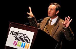 Realscreen Summit: Keynote speaker Mark Burnett