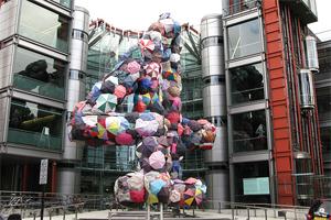 Channel 4's headquarters in London