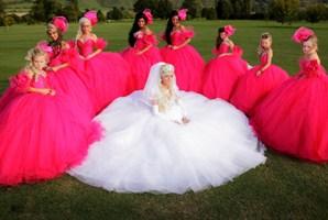 "Bridget's wedding in Trowbridge, Wiltshire, filmed for Channel Four's ""My Big Fat Gypsy Wedding""09/09/2010...photo by Sam Frost...©2010...phone +44 (0)7790 900704..email sam@samfrostphotos.com..."
