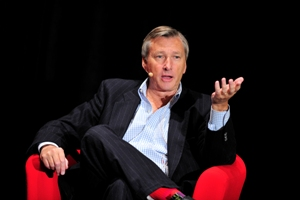 David Lyle at the 2011 Realscreen Summit. Photo: Rahoul Ghose