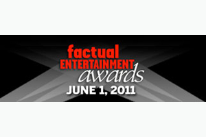 Factual Entertainment Awards logo