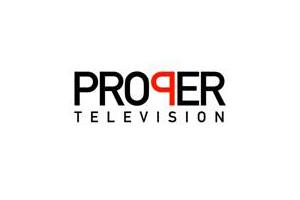 Proper Television Logo