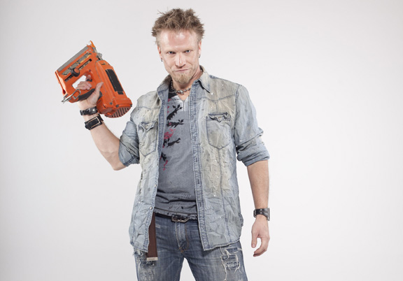 Decked Out's host Paul Lafrance