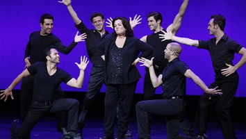 Rosie O'Donnell at the Discovery Communications Upfront