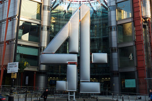 Channel 4's Horseferry Road HQ in London