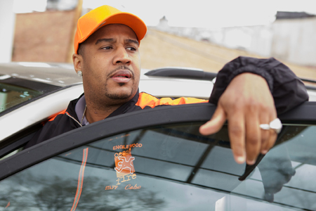 """Cobe Williams, star of """"The Interrupters"""""""