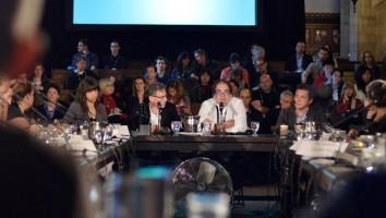 The 2011 Hot Docs Forum in Toronto. Photo: Joseph Michael