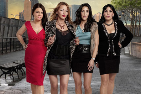 VH1's Mob Wives