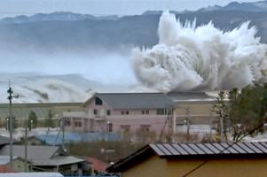 NHK Mega-tsunami