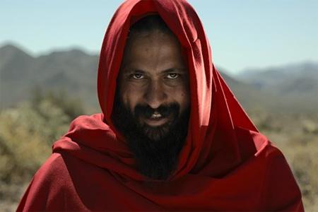 """Vikram Gandhi, star of """"Kumaré"""""""