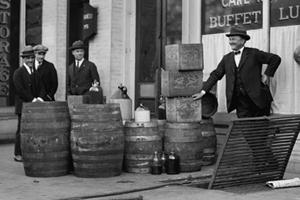 PBS's Prohibition
