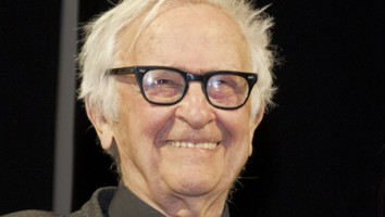 Albert Maysles receives the Lifetime Achievement Award at Sheffield Doc/Fest