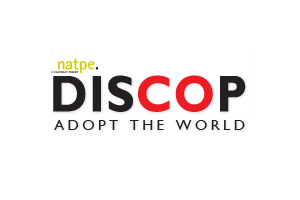 DISCOP logo