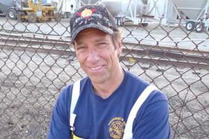 Dirty Job's host Mike Rowe