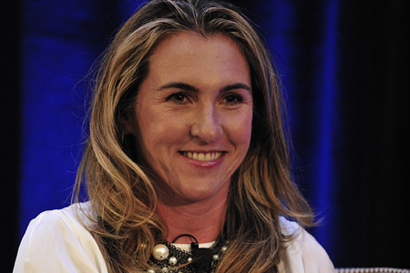 Nancy Dubuc at the 2011 Factual Entertainment Forum. Photo: Rahoul Ghose
