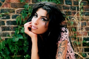 Jazz singer Amy Winehouse