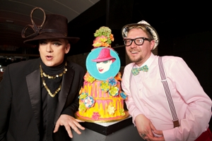Boy George's 50th Birthday