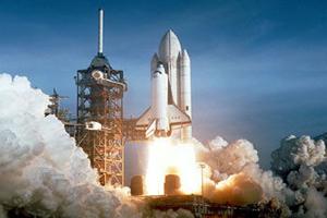 Last Flight Of the Space Shuttle
