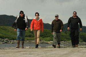 Finding-Bigfoot-team