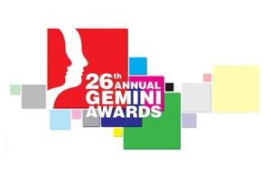 26th Gemini Awards logo