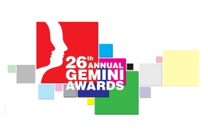 26th Gemini Awards logo