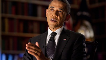 Barack Obama. Credit: official White House photo