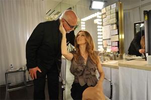 """Celine: 3 Boys and a New Show."" Photo: Mark Davis, courtesy of OWN: Oprah Winfrey Network"