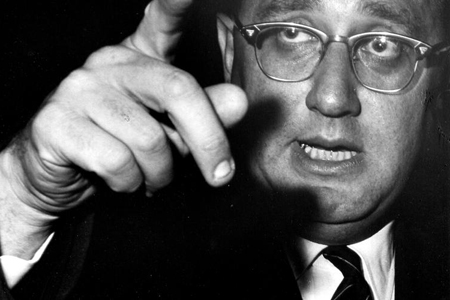 Henry Kissinger. Photo courtesy of Fred Stein Archive/Archive Photos/Getty Images