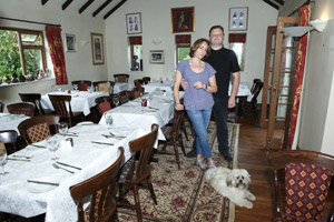 Restaurant in our Living Room