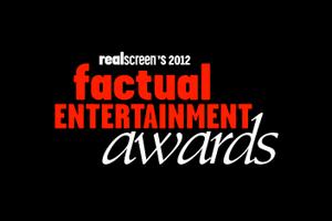 Factual Entertainment Awards 2012