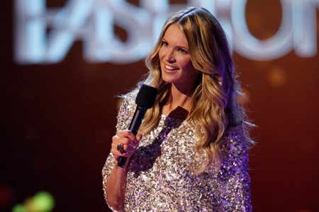 """Fashion Star"" host Elle Macpherson"