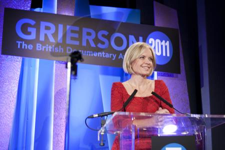 Grierson 2011 host Mariella Frostrup