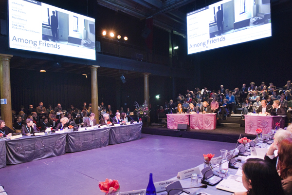 The 2011 IDFA Forum in Amsterdam. Photo: 31pictures.nl