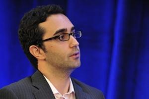 JC Mills at Realscreen's 2011 Factual Entertainment Forum in Santa Monica. Photo: Rahoul Ghose